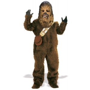 Chewbacca Adult Dlx Costume