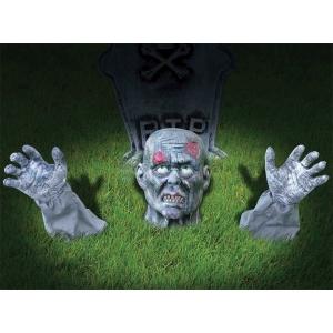 Zombie Ground Breaker