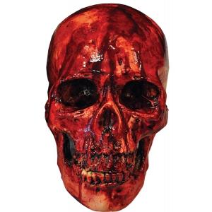 Skull Bloody Resin