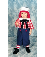 Raggedy Andy Child 4 To 6