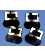 Shoe Buckles Colonial Gold
