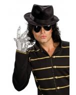 M Jackson Silver Adult Glove