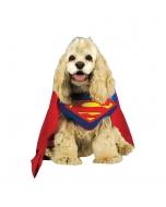 Superman Pet Costume Large