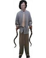 Snake Handler Animated Prop
