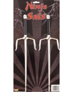 Ninja Metallic Sais 14 Inch