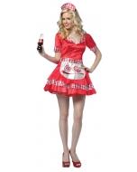 Soda Girl Adult 4-10