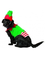 Pet Costume Elf Sm