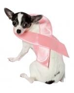 Pet Costume Pink Ribbon