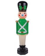 Toy Soldier Vintage Green 42In