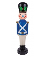 Toy Soldier Vintage Blue 42In