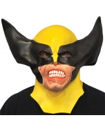 Wolverine Adult Latex Mask