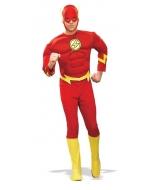 Flash Costume Muscle Medium