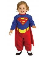 Supergirl Newborn 0-6 Months
