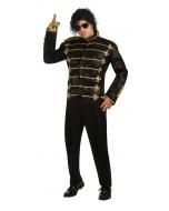Michael Jackson Military Large