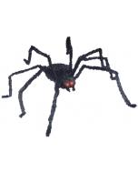 Animated Black Spider 49 Inch