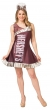 Hersheys Bar Womens Dress S/md