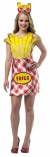 French Fry Foodie Dress