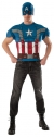 Captain America Top Adult