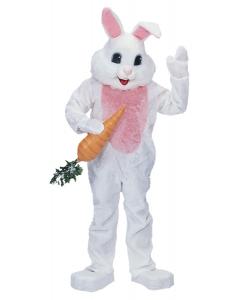 Premium Rabbit White Costum