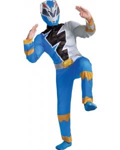 Blue Ranger D Fury Musc 10-12