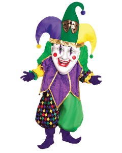 Parade Pleaser Jester Adult