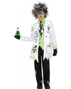 Mad Scientist Boy Chld Md 8-10