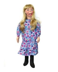 Vent Figure Jr Female