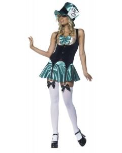 Tea Party Hostess Sexy 4Pc Xsm