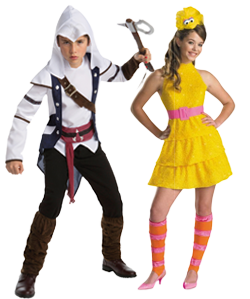 Teens Halloween Costumes